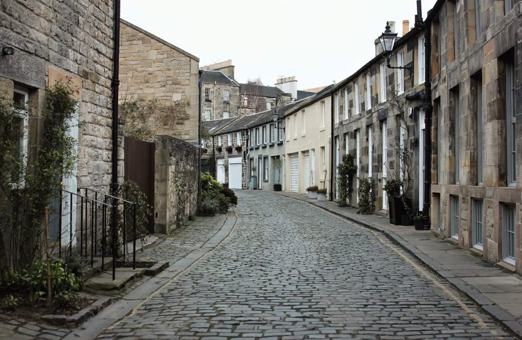 Circus Lane, Edinburgh