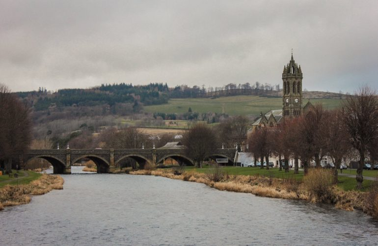 Peebles, Scotland